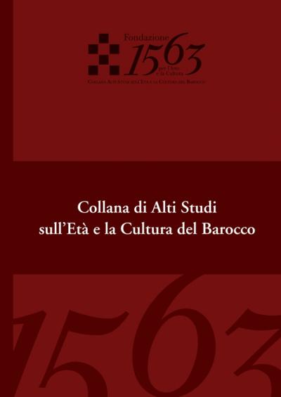 Libri sul Barocco. Collana digitale Alti Studi sul Barocco