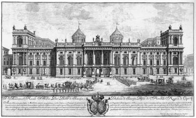 Libri sul Barocco. Libri blu-Quaderni delle Borse e dei Premi