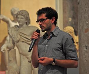 Enrico Gullo, assegnatario del Premio Barocco Inedito 2017.